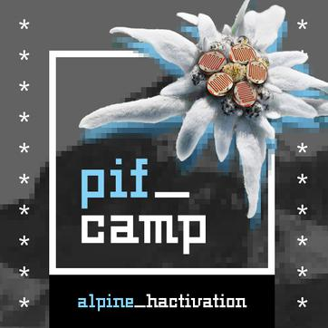 PIFcamp projects documentation <br> ~work in progress~
